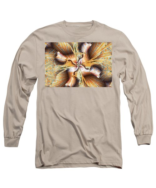Toffee Pull Long Sleeve T-Shirt by Jim Pavelle