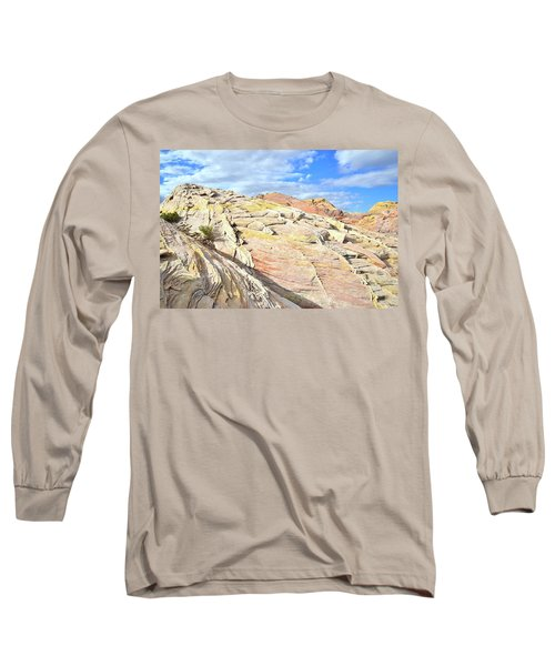Top Of The World At Valley Of Fire Long Sleeve T-Shirt