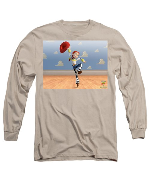 Toy Story 3 Long Sleeve T-Shirt