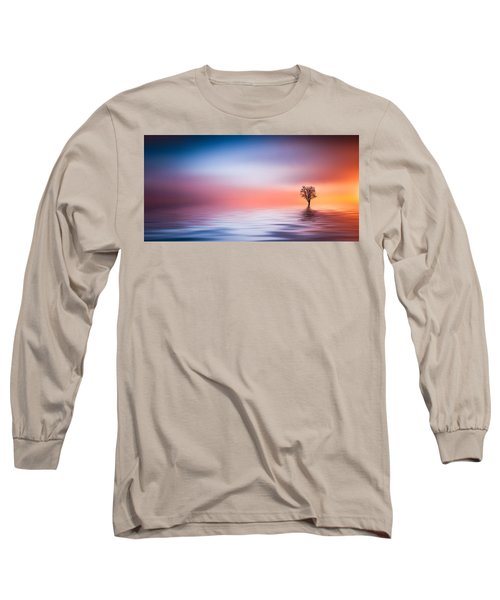 Tree Long Sleeve T-Shirt by Bess Hamiti
