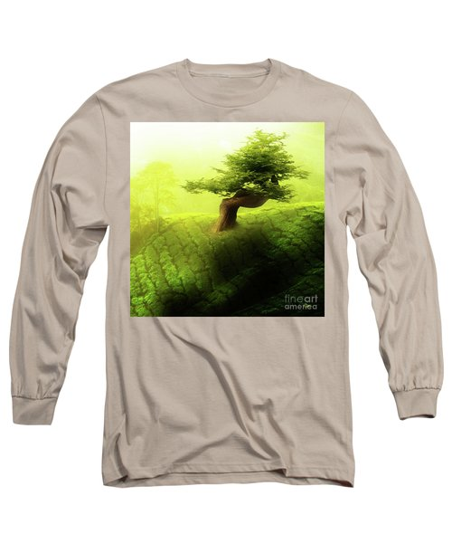 Long Sleeve T-Shirt featuring the photograph Tree Of Life by Mo T