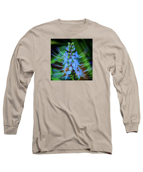 Tropical Plants And Flowers In Hawaii Long Sleeve T-Shirt
