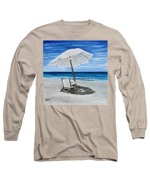 Under The Umbrella Long Sleeve T-Shirt