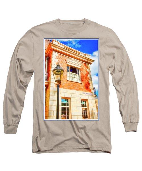 United Kingdom Pavilion, Epcot, Walt Disney World Long Sleeve T-Shirt