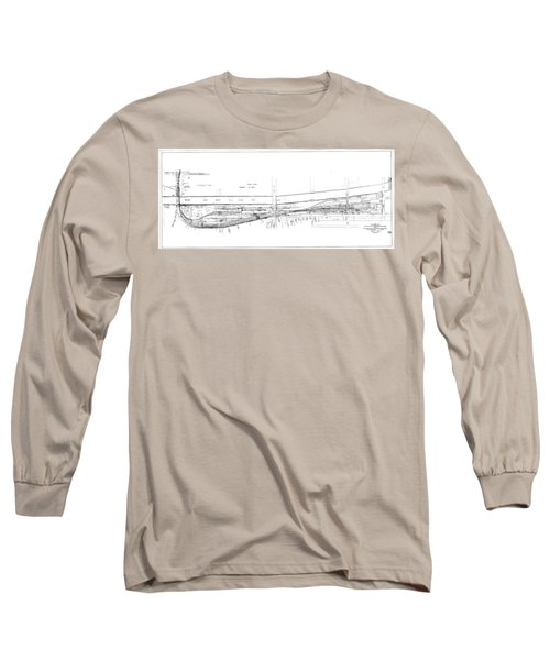 Valuation Map Boct Long Sleeve T-Shirt
