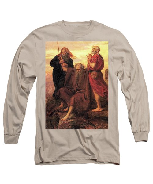 Victory O Lord Long Sleeve T-Shirt