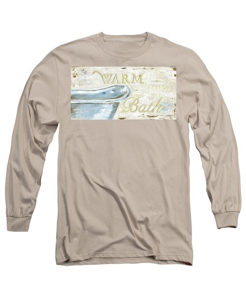 Warm Bath 2 Long Sleeve T-Shirt