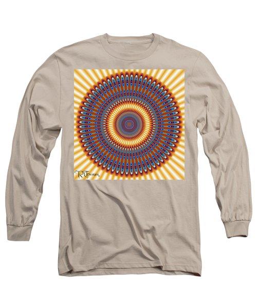 Warrior Shield Long Sleeve T-Shirt