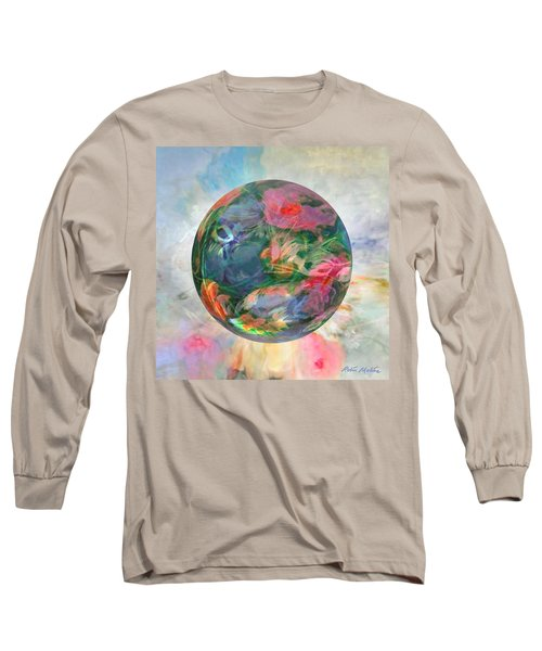 Watermark Long Sleeve T-Shirt