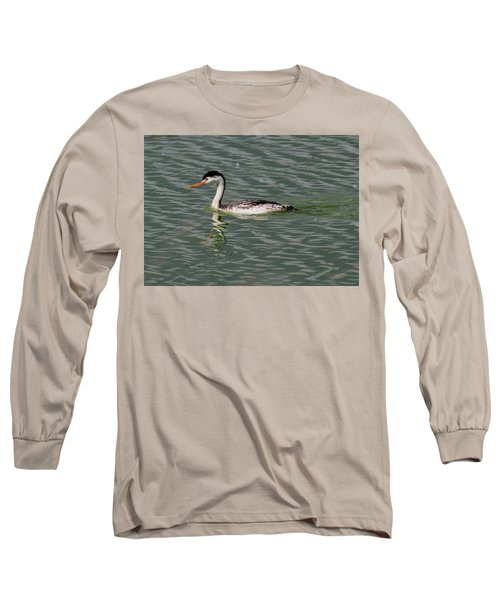 Western Grebe Long Sleeve T-Shirt