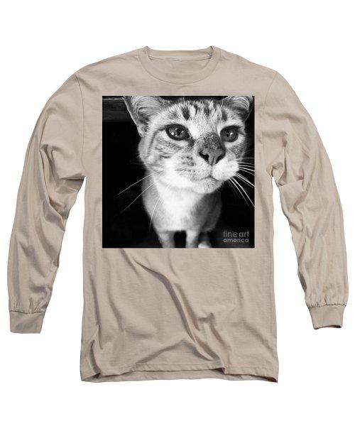 Who Me? Long Sleeve T-Shirt