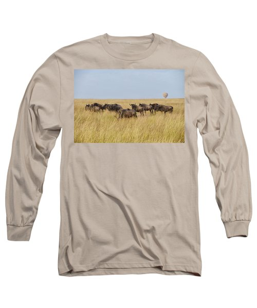 Wild Beasts Long Sleeve T-Shirt