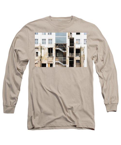 Construction Long Sleeve T-Shirt