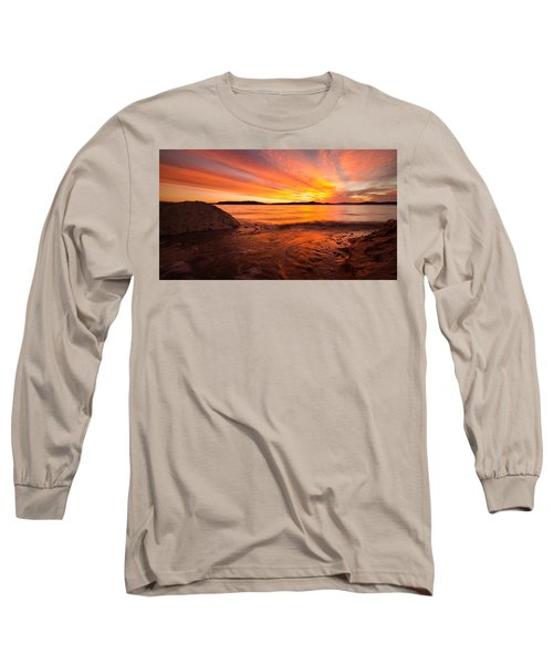 Lake Winnipesaukee Long Sleeve T-Shirt