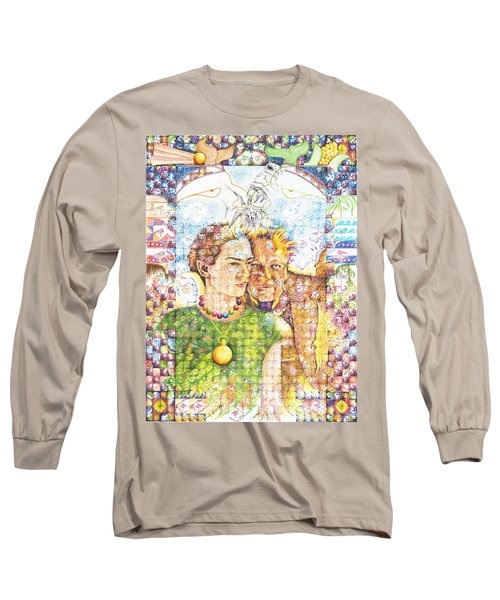 10000 Caras Son Uno Long Sleeve T-Shirt