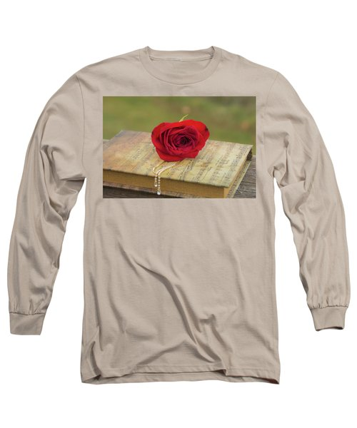10754 For You My Love Long Sleeve T-Shirt