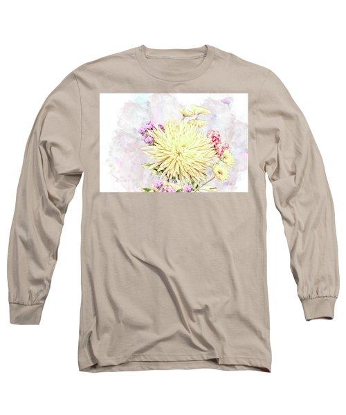10865 Spring Bouquet Long Sleeve T-Shirt