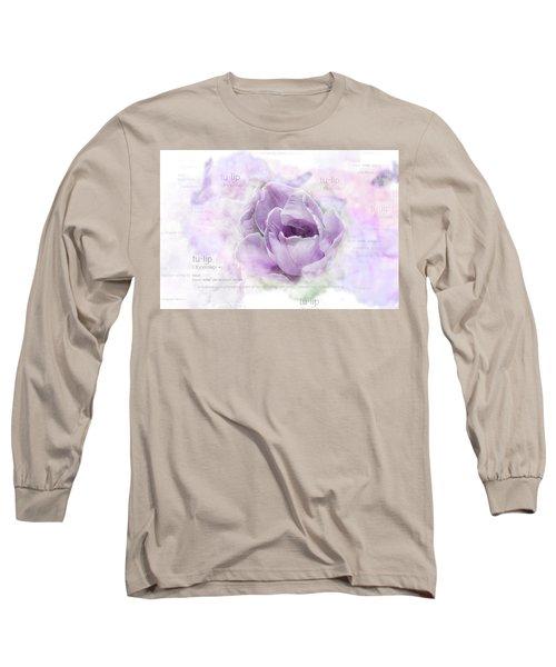 10947 Tulip Long Sleeve T-Shirt