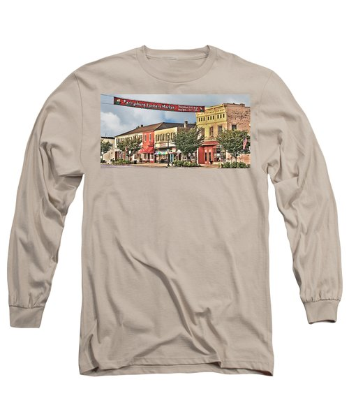 Downtown Perrysburg Long Sleeve T-Shirt