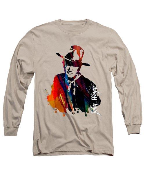 John Wayne Collection Long Sleeve T-Shirt