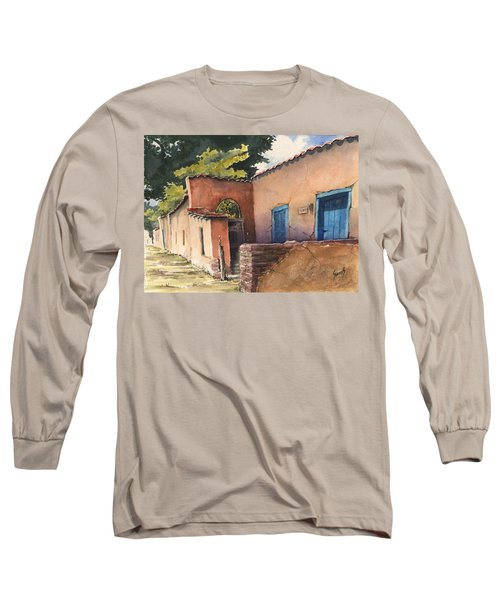 1247 Agua Fria Street Long Sleeve T-Shirt