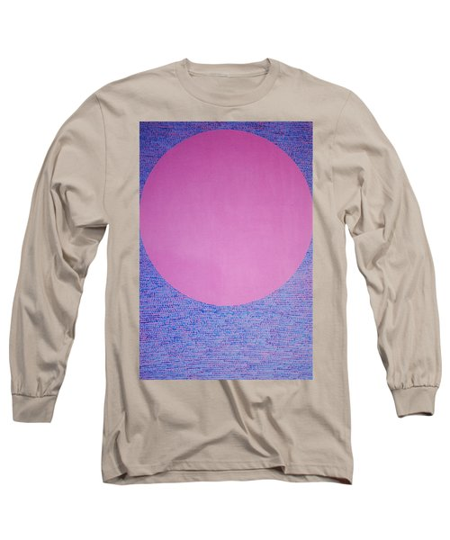 Long Sleeve T-Shirt featuring the painting Perfect Existence by Kyung Hee Hogg