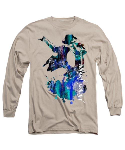 Michael Jackson Collection Long Sleeve T-Shirt