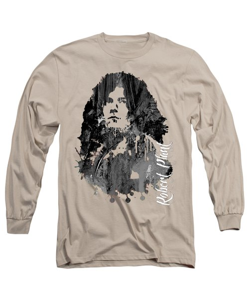 Robert Plant Collection Long Sleeve T-Shirt