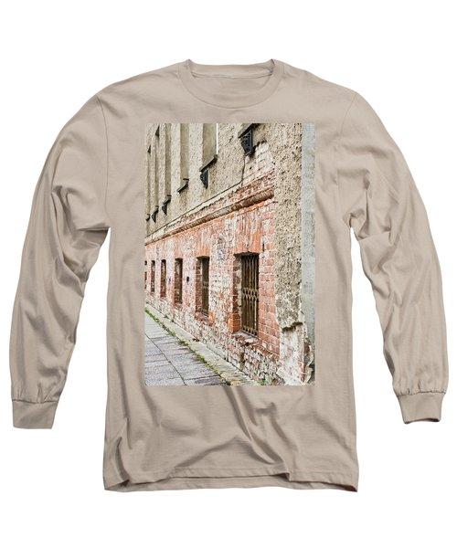 Derelict Building Long Sleeve T-Shirt