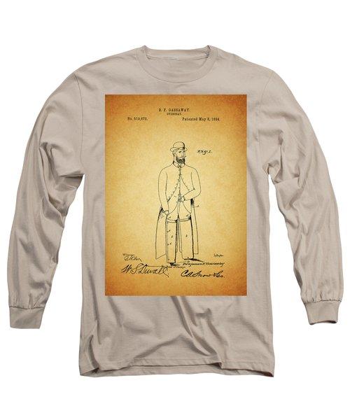 1894 Overcoat Patent Long Sleeve T-Shirt