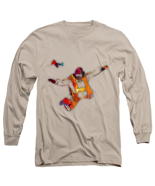 Skydiving Collection Long Sleeve T-Shirt