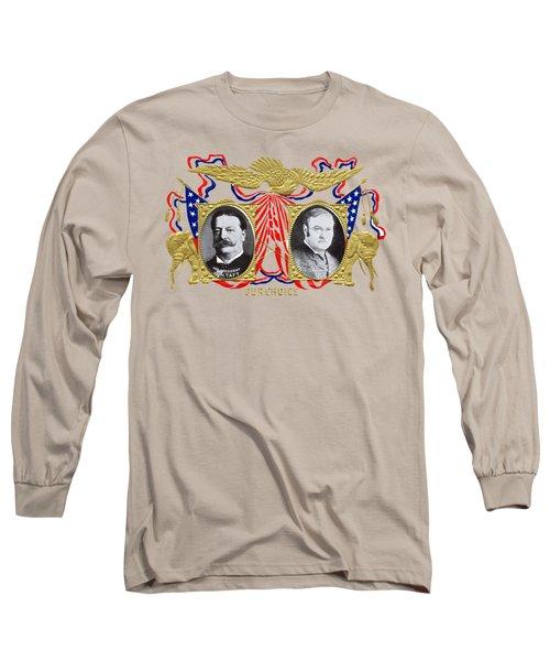 1909 Our Choice William Howard Taft Long Sleeve T-Shirt