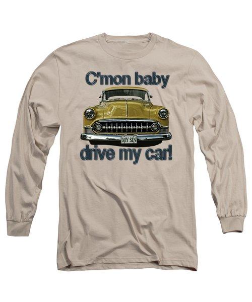 1953 Chevy Long Sleeve T-Shirt