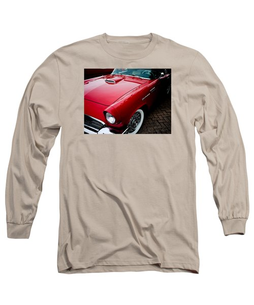 1956 Ford Thunderbird Long Sleeve T-Shirt