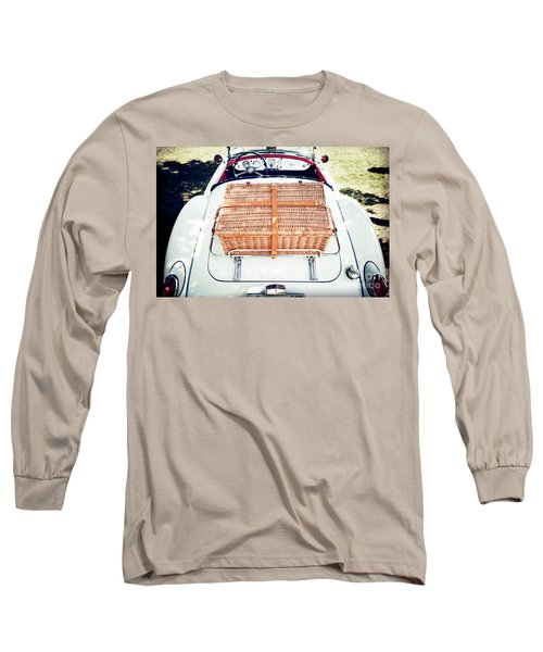 1956 Mga Roadster Long Sleeve T-Shirt