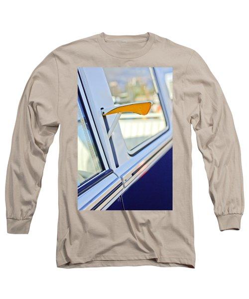 1958 Volkswagen Vw Bus Turn Signal Long Sleeve T-Shirt