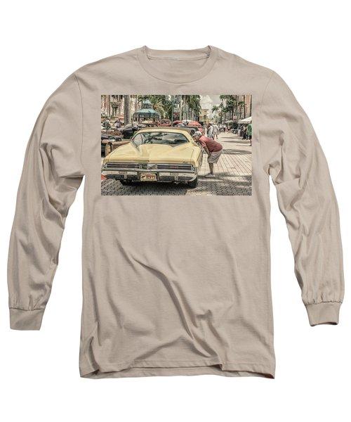 1973 Buick Riviera Long Sleeve T-Shirt