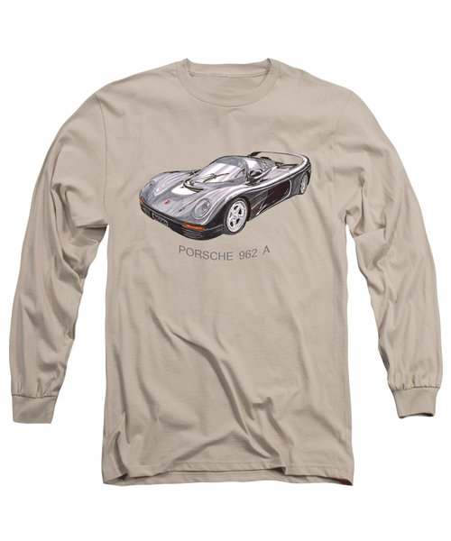 1994 Porsche 962 A Long Sleeve T-Shirt