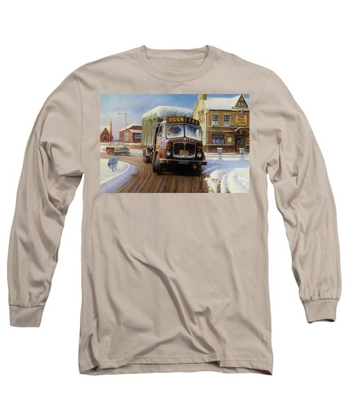 Aec Tinfront Long Sleeve T-Shirt by Mike  Jeffries