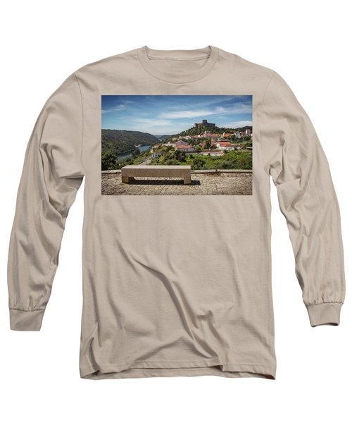 Long Sleeve T-Shirt featuring the photograph Belver Landscape by Carlos Caetano