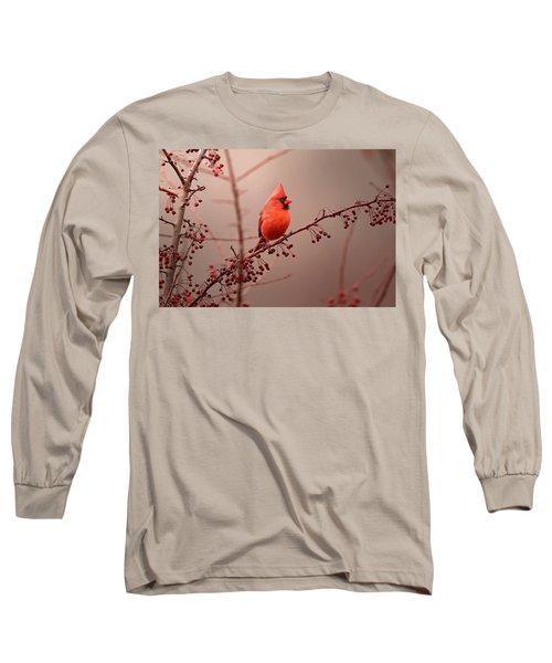 Bold Beauty Long Sleeve T-Shirt by Rob Blair