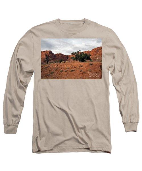 Capital Reef National Park Long Sleeve T-Shirt