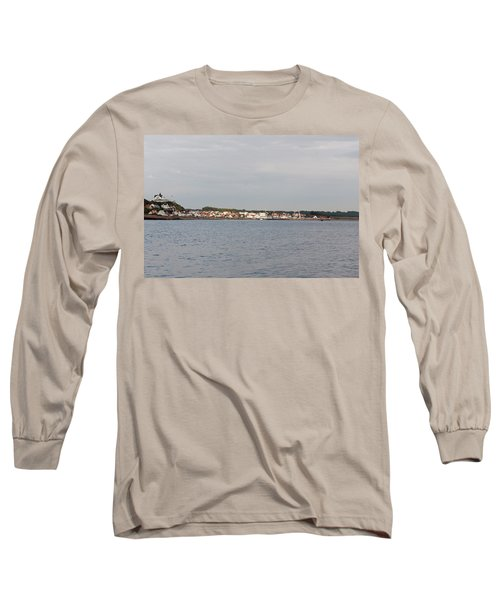 Coastline At Molle In Sweden Long Sleeve T-Shirt