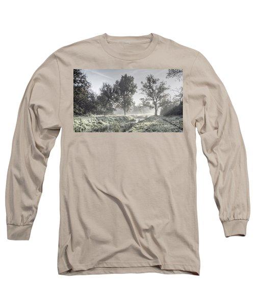 Colorful Autumn Landscape Long Sleeve T-Shirt