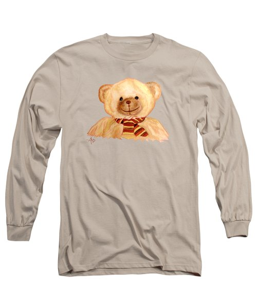 Cuddly Bear Long Sleeve T-Shirt