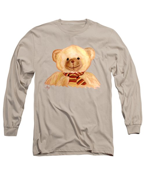 Cuddly Bear Long Sleeve T-Shirt