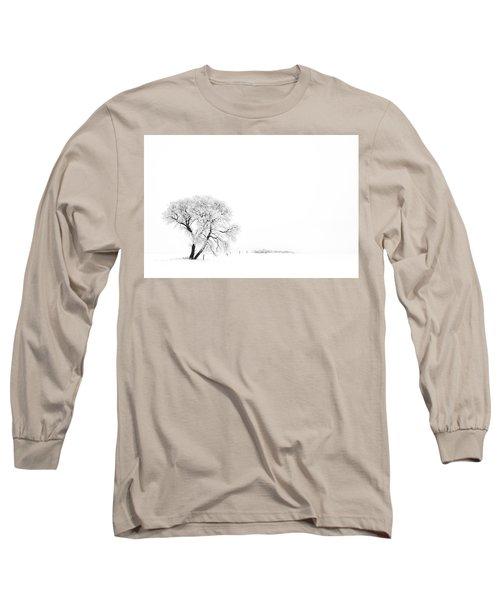 Frozen Morning Long Sleeve T-Shirt