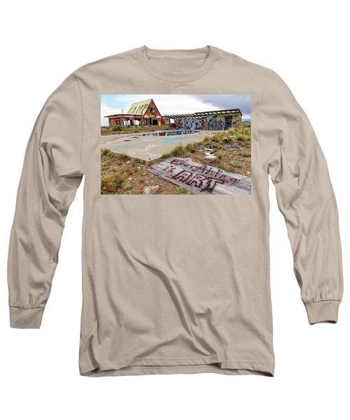 2 Guns Koa Long Sleeve T-Shirt