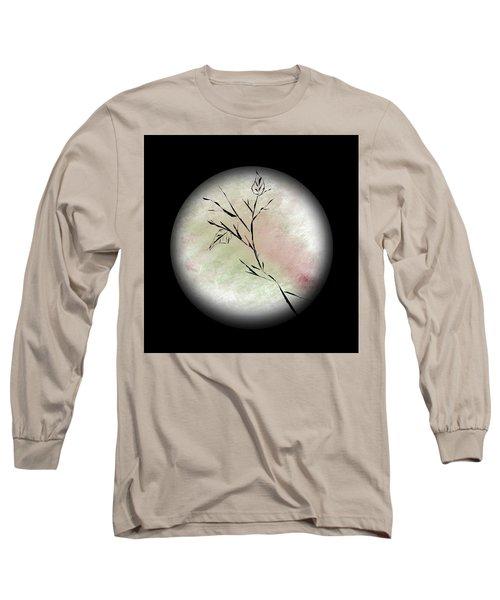 2 Leaves Long Sleeve T-Shirt