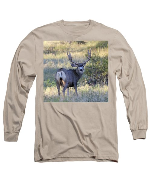 Looking Back Long Sleeve T-Shirt
